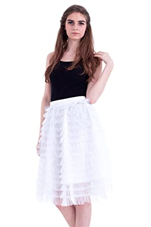 Honeystore Damen S Vintage Petticoat Unterrock Reifrock Fur Hochzeit
