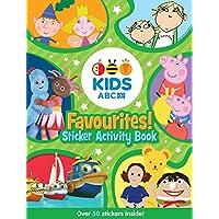 ABC KIDS Favourites! Sticker Activity Book