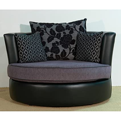 Brilliant Designer Cuddle Sofa Chair Like Dfs But Cheaper Amazon Co Forskolin Free Trial Chair Design Images Forskolin Free Trialorg