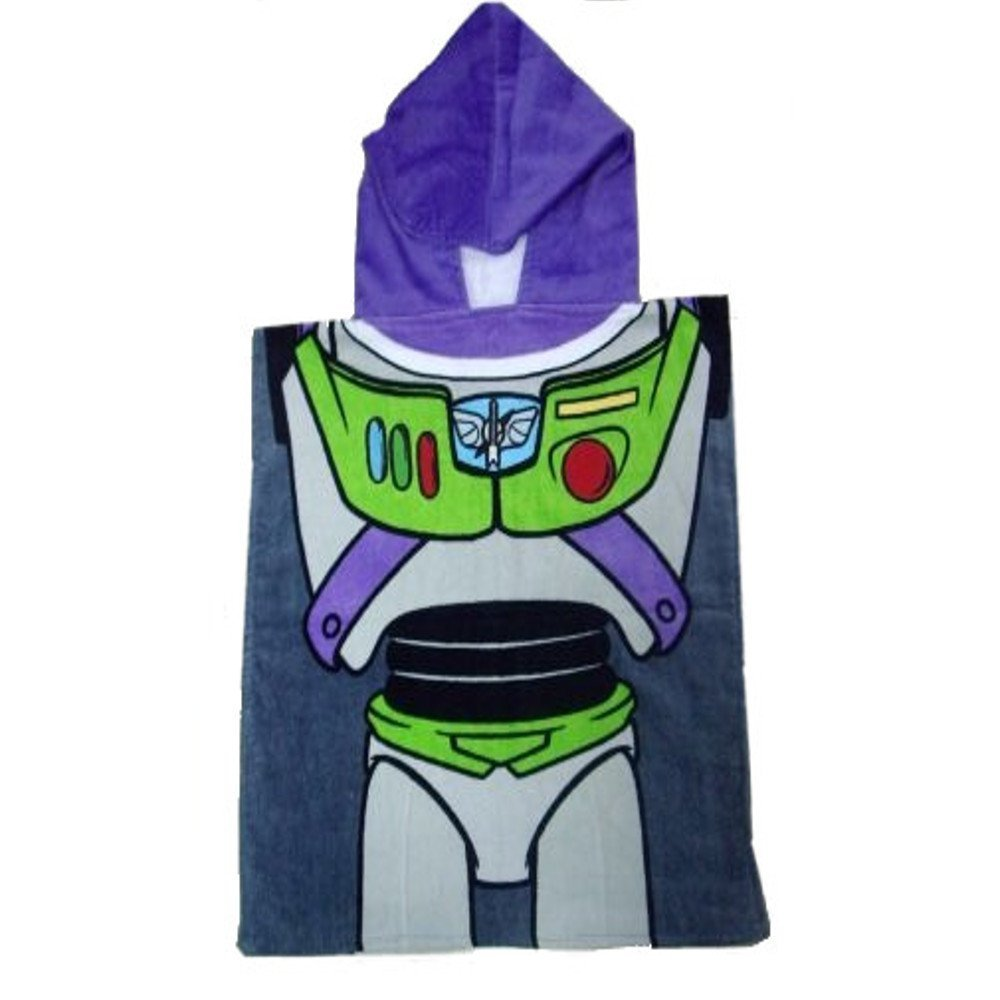 Disney's Toy Story Hooded Towel for Kids - Buzz Lightyear