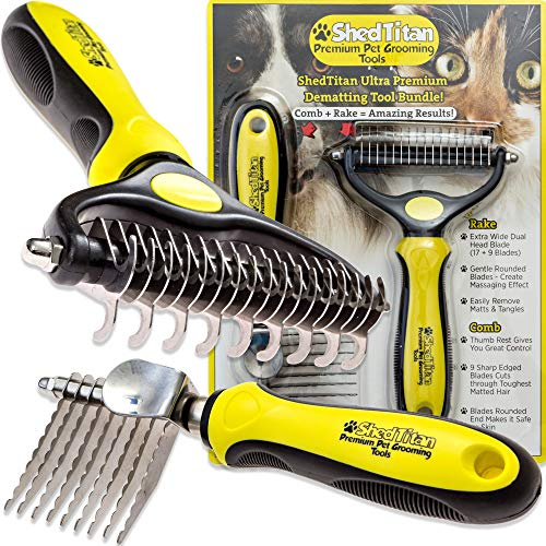 Buy dematting comb for dogs