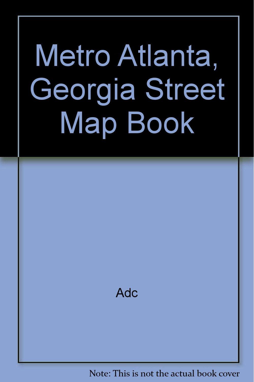 Metro Atlanta Atlas