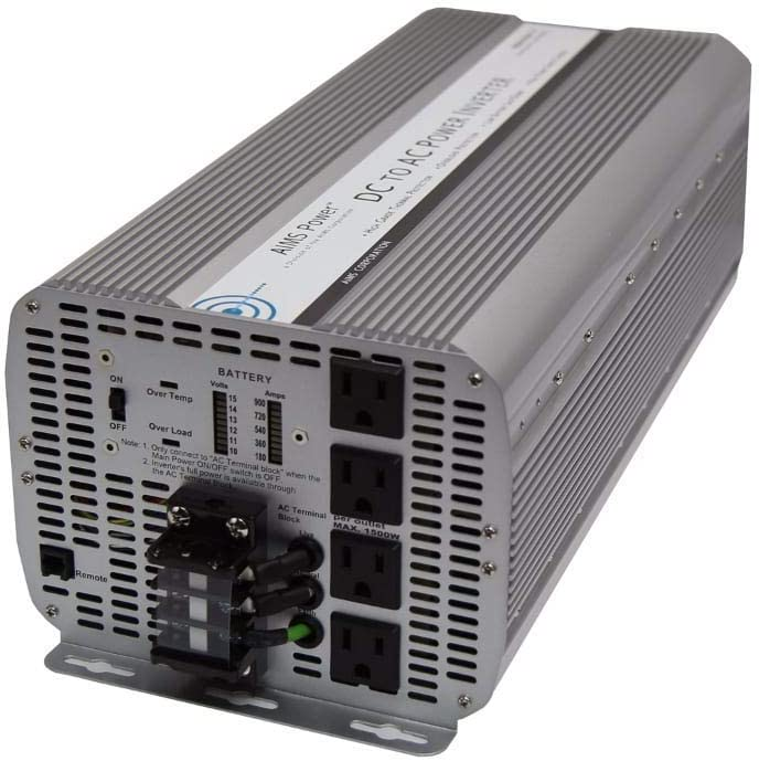 Top 10  220V Inverters For Home