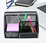 Greenco Mesh Office Supplies Desk Organizer
