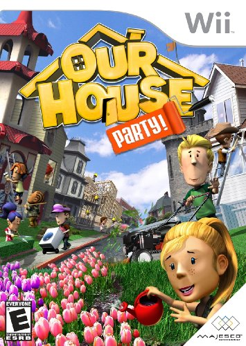 Our House: Party! - Nintendo Wii