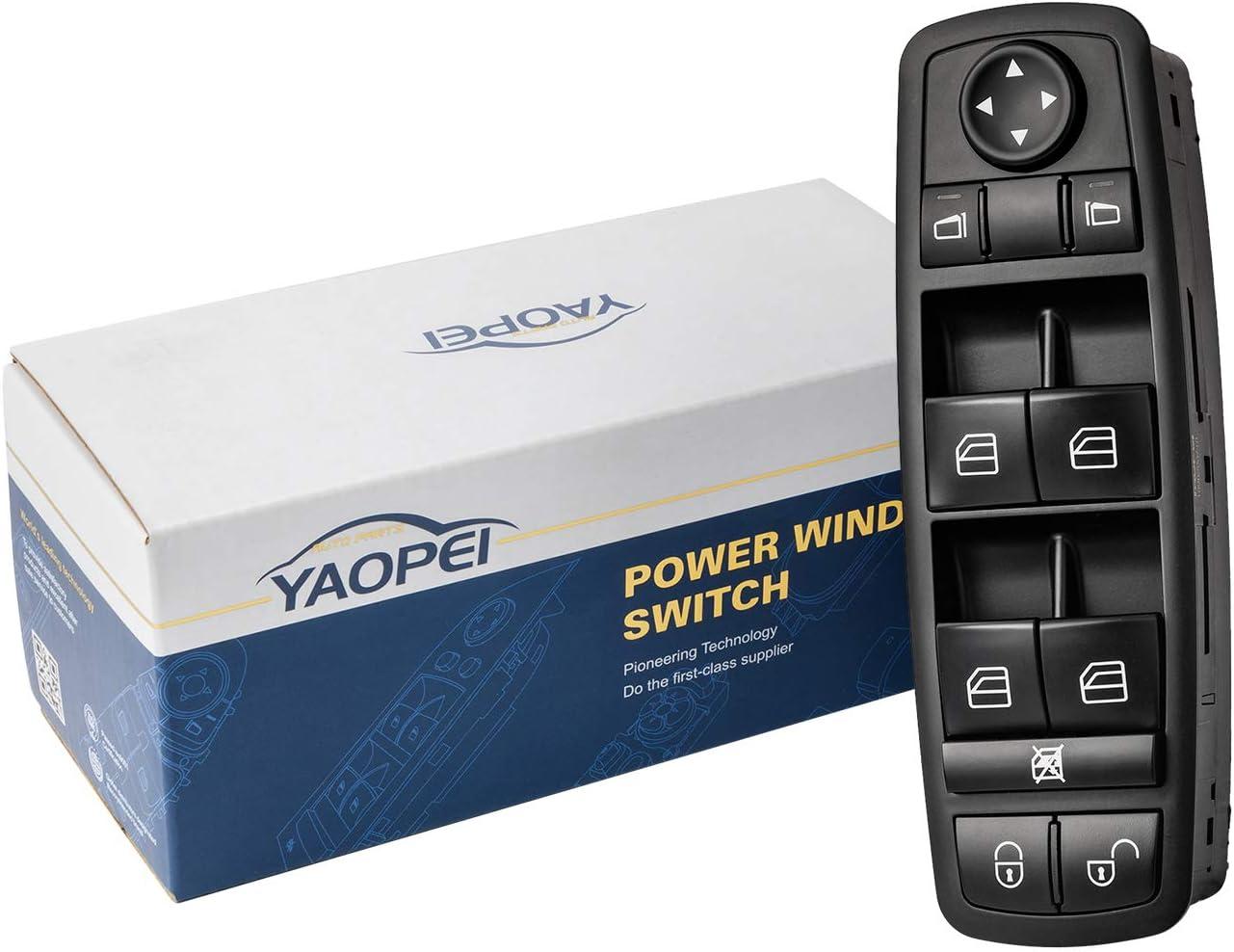 YAOPEI Power Master Window Switch Window Control Switch 1698206610