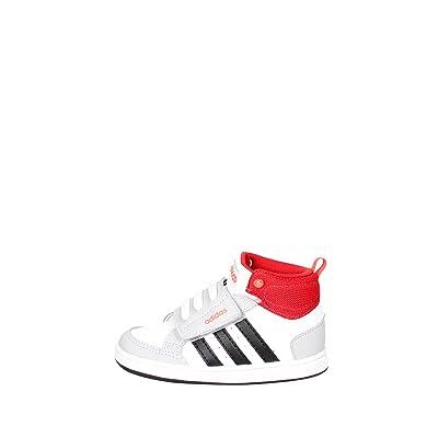 wholesale dealer 53591 6f7a7 adidas Hoops Cmf Mid Inf,  Chaussures premiers pas pour bébé (garçon)