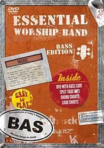 Essential Worship Band: Bass DVD