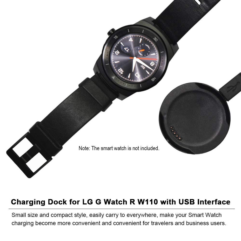 Docooler Smart Watch Base de Carga magnética para LG G Watch ...
