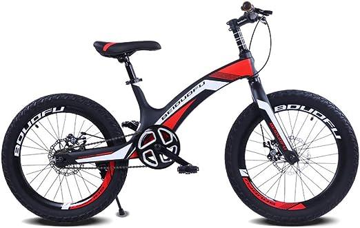 LISI Bicicleta Infantil de aleación de magnesio Rueda de 20 ...