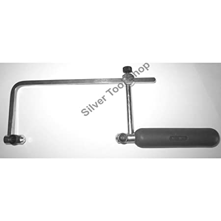 Vallorbe Glardon Piercing Saw Frame adjustable for jewellery and ...