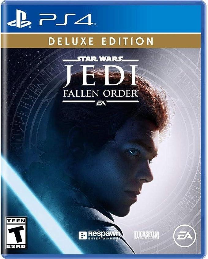 Star Wars Jedi Fallen Order Deluxe - PlayStation 4