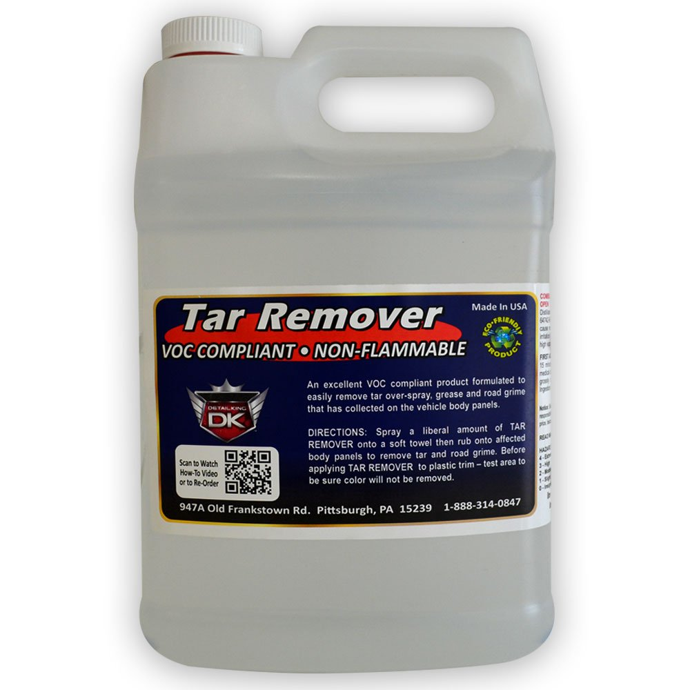 Detail King Tar Remover for Cars Gallon