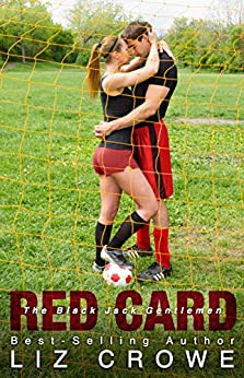 Red Card (The Black Jack Gentlemen Book 2) by [Crowe, Liz]
