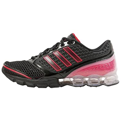 Adidas Men's Microbounce LT (sz. 10.5, BlackMedium Red