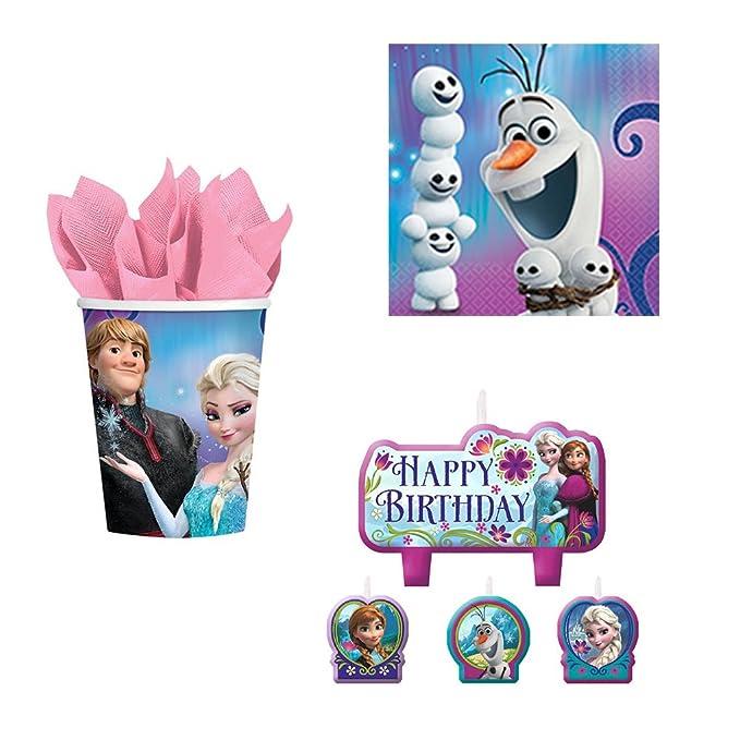Amazon.com: Disney Frozen Deluxe MEGA – Paquete de ...