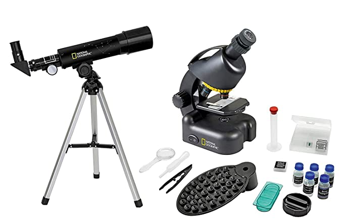 National geographic teleskop mikroskop kompakt mit amazon