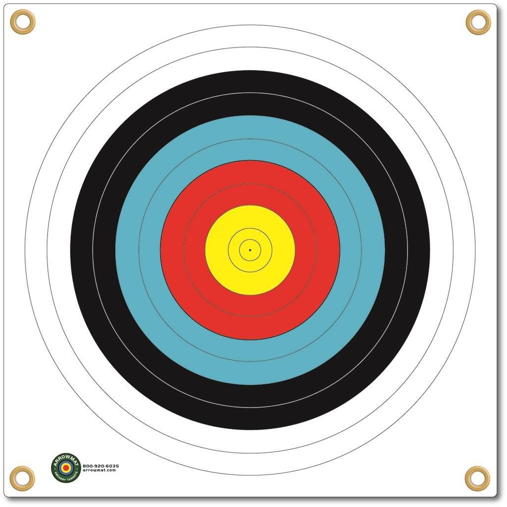 Arrowmat Whitetail'R 17in - 40cm FITA