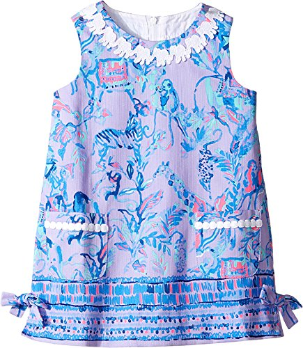 fd3a78ad2 Lilly Pulitzer Kids Baby Girl s Little Lilly Classic Shift (Toddler ...