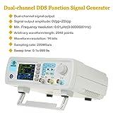 Signal Generator, KKmoon 40MHz Function Signal