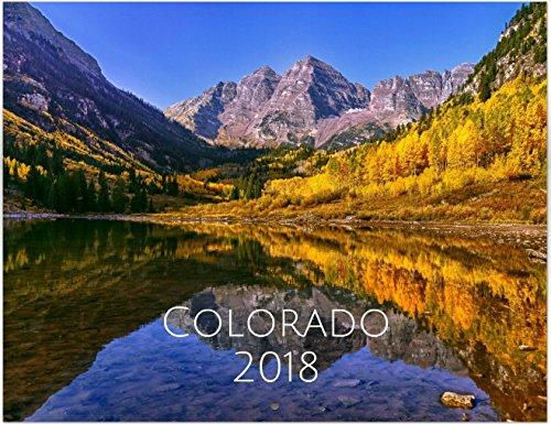 2018 Colorado Wall Calendar by QuattroPhotography