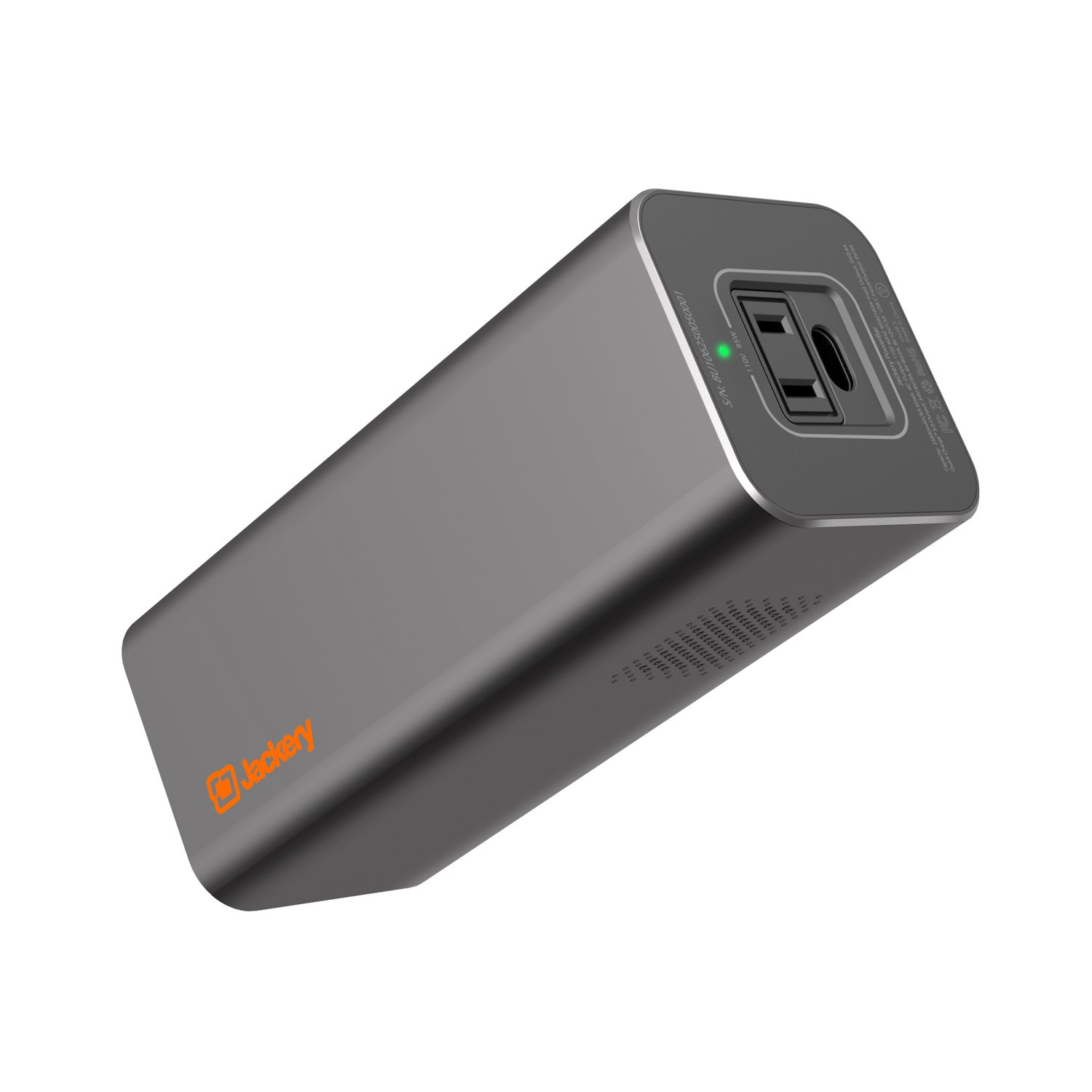 Jackery AC Portable Laptop Charger Power Outdoors PowerBar 23200mAh 85W (100W Peak) Universal Travel Laptop Power Bank & External Battery Pack Compatible with MacBooks/Notebook/Laptops by Jackery