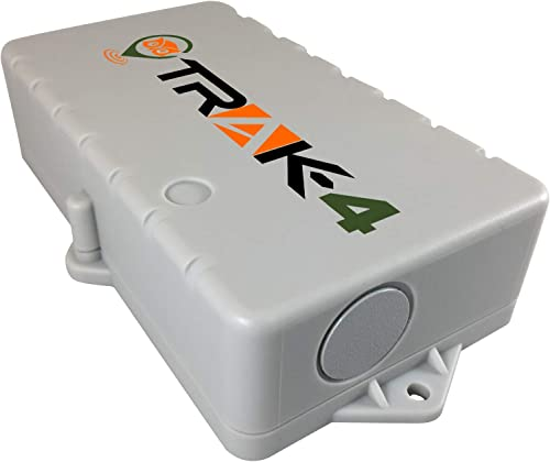 Trak-4 GPS Tracker For Tracking Assets, Equipment, & Vehicles