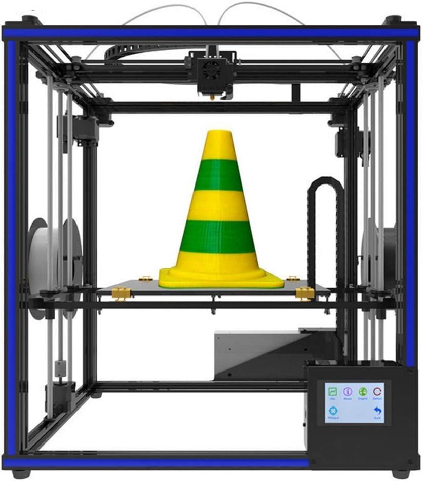 LJW DIY FDM Impresora 3D Una Aleación de Metal 0.1mm Médico ...