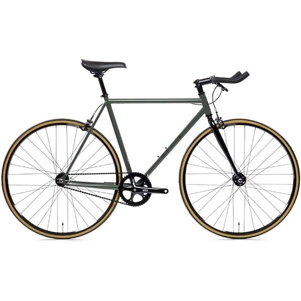 State Bicycle Co Urban Comfort Saddle