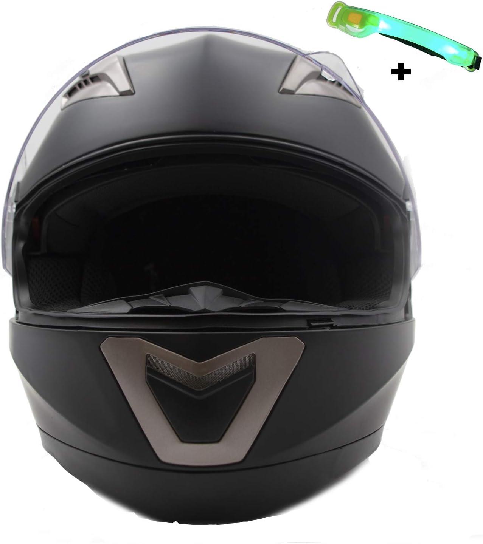 Nat Hut Full Face Motorcycle Helmet Ece Full Face Motorcycle Helmet For Men And Women With Sun Shield Bluetooth Ready Auto