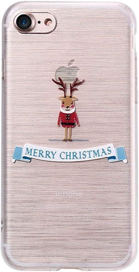 3d Cases iPhone XS Max XR Coque de Noël iPhone X 6 6S 7 8 Plus SE ...