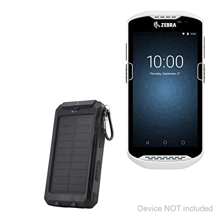 Amazon.com: Zebra tc56 Batería, BoxWave [rejuva Powerpack ...