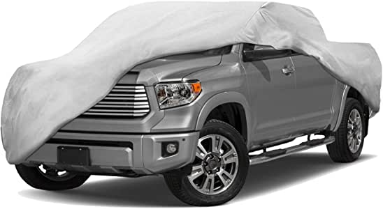 09-10 HUMMER H3T CREW CAB 8/' Ft Bed Indoor Outdoor Waterproof Truck Car Cover