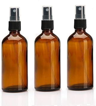 da 150 ml emulsione 4 pezzi Flaconi vuoti da 100 ml per fondotinta con pompa da viaggio dispenser per sottovuoto essenza shampoo schiuma marrone