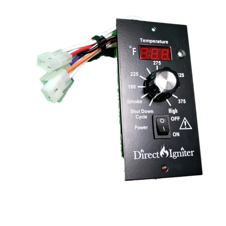 Direct Igniter Digital Thermostat KIT for Traeger Pellet Grills by Direct Igniter