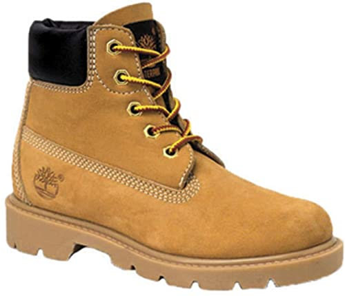 Timberland 10860 Toddler's 6 in Classic Boot Wheat Nubuck