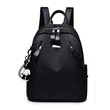 Amazon.com: Mochilas Mujer Oxford Cloth Waterproof Student Bag Travel Casual Gomfe Backpack Women Outdoor Bag Feminina: Computers & Accessories
