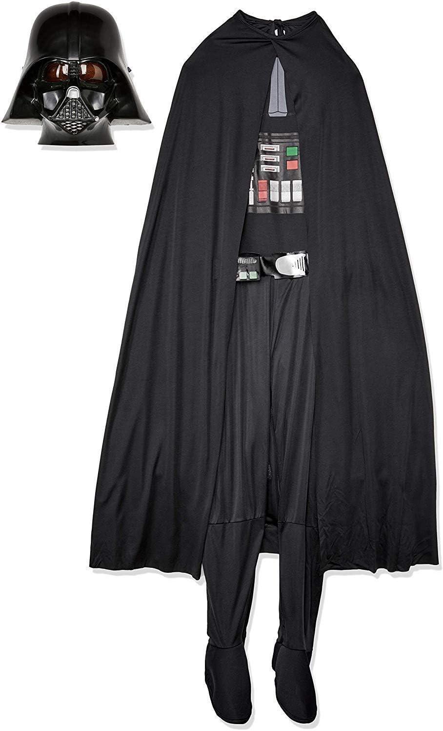 STAR WARS Disfraz de Darth Vader Hombre: Amazon.es: Juguetes y juegos
