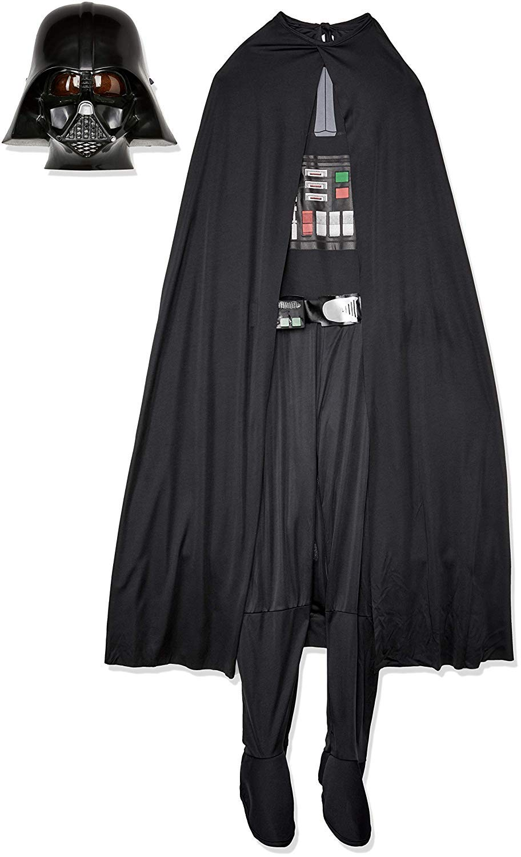 Star Wars - Disfraz de Darth Vader con espada para hombre ...