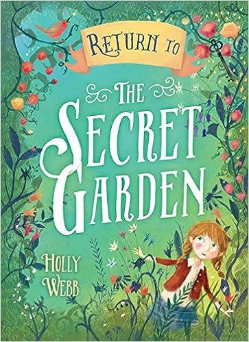 Secret Garden Story Book