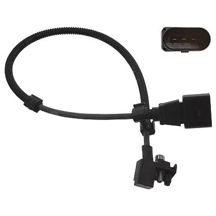Amazon com: Crankshaft Pulse Sensor FEBI For VW SEAT SKODA Caddy II