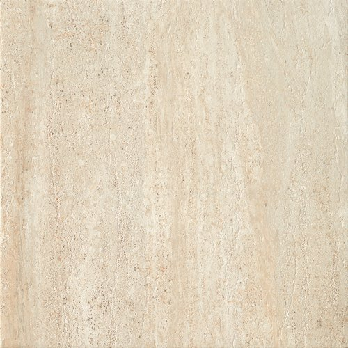 Samson 1036724 Travertini Matte Floor and Wall Tile, 16.75X16.75-Inch, Beige, 7-Pack