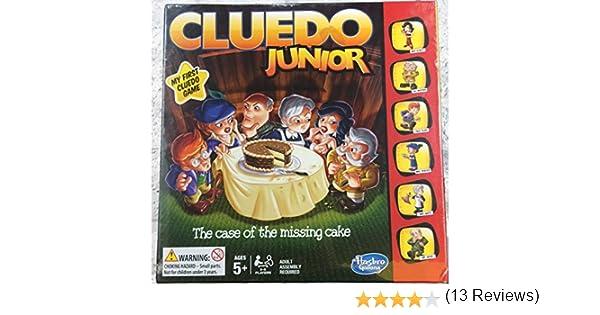CLUEDO JUNIOR by Cluedo: Amazon.es: Juguetes y juegos