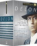 Delon - 7 films : Pour la peau d'un flic + Trois hommes à abattre + Le Gang + Borsalino & Co + Mort d'un pourri + Le Samouraï + Deux hommes dans la ville