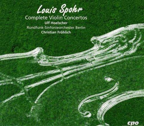 シュポア:ヴァイオリン協奏曲全 (Spohr: Complete Violin Concertos)                                                                                                                                                                                                                                                    <span class=