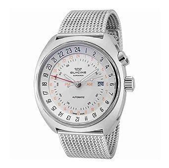 Amazon Com Glycine Men S Automatic Watch Gl0074 Watches