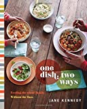 One Dish; Two Ways, Jane Kennedy, 1742707173