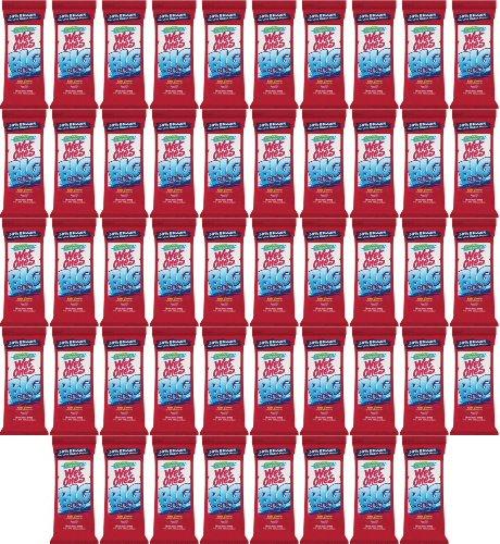Wet Ones Big Ones Fresh Scent Antibacterial Wipes 1,344ct (48 x 28ct) by Wet Ones