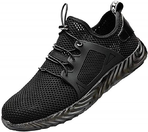 nike steel toe cap safety trainers