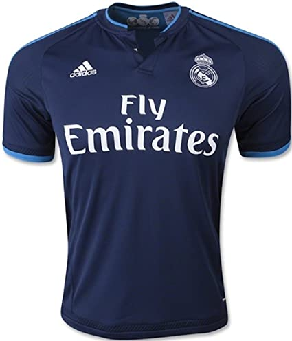 premium selection 9d175 483d0 adidas Real Madrid 3rd (Third) Soccer Jersey 2016
